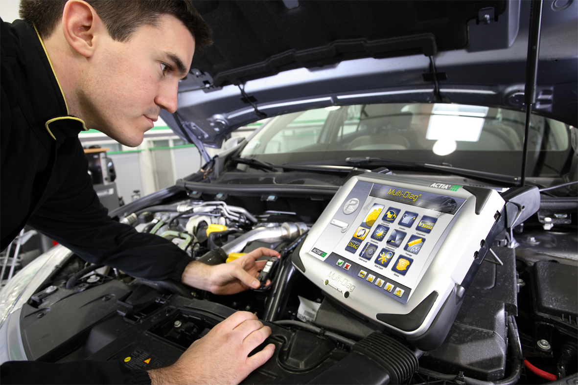 diagnostic auto